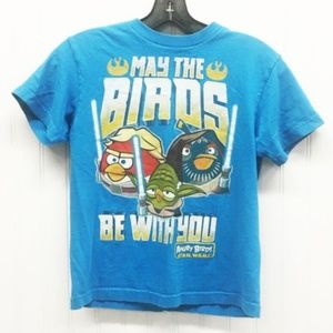 Other - ANGRY BIRD STAR WARS Graphic Tee (P07-02)